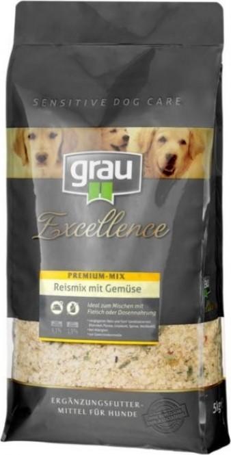 GRAU PREMIUM Mixture of Rice & Vegetables for BARF dog food