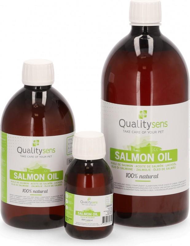 QUALITY SENS premium salmon oil
