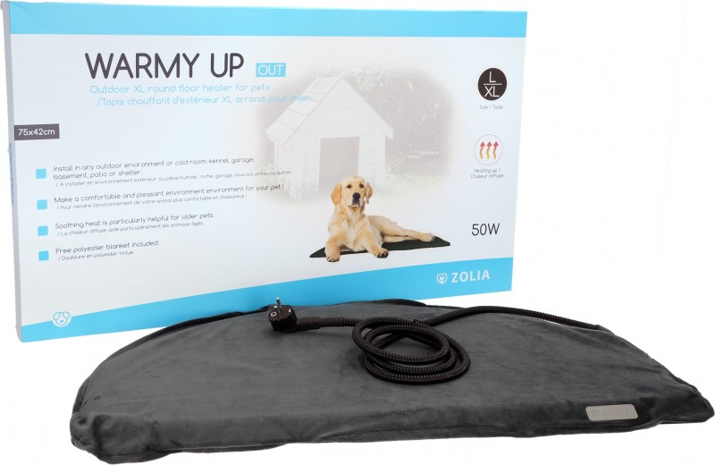 Zolia Warmy Up Out Outdoor Heating Mat