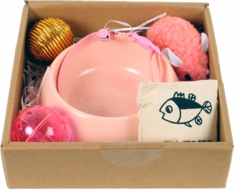 Complete welcome kit for kitten or cat Zolia Royal Kitty