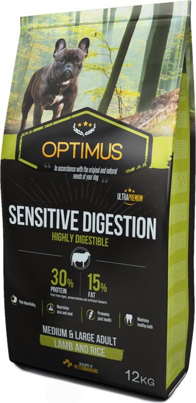 OPTIMUS Sensitive Digestion Lamb & Rice