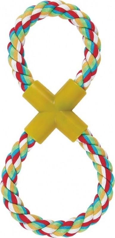 Zolia rope pull toy