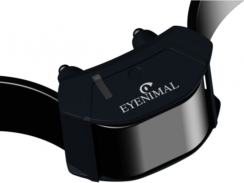 Small Bark Control Bark Control Collar for Small Dogs Eyenimal - Electrostatic Stimulation