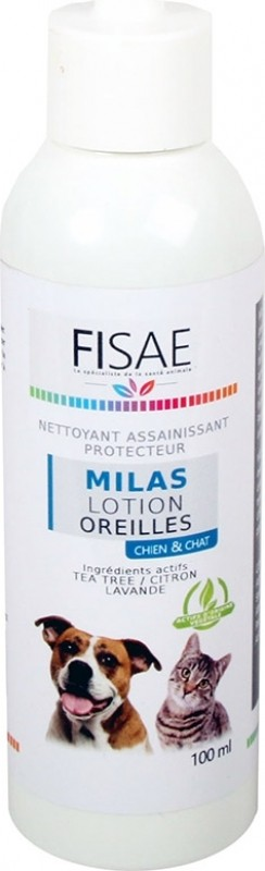 FISAE MILAS Ear Lotion for cats and dogs